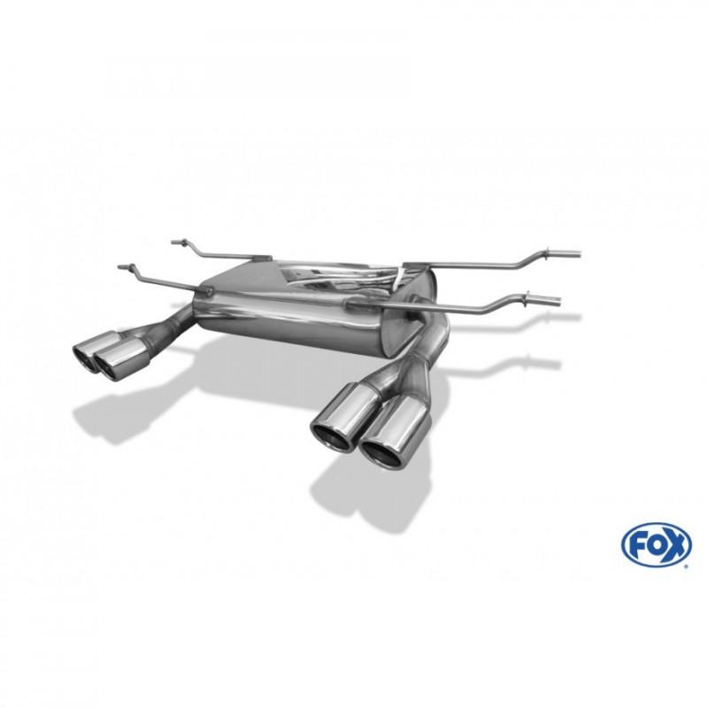 2 x Échappement Caoutchouc Support Audi 80 90 Coupe Quattro Caoutchouc Support Échappement Support