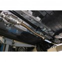 Silencieux arrière duplex D+G inox 1x100mm type 16 pour Mazda 6 type GJ Break