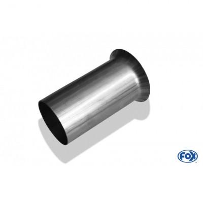Tube de connexion de silencieux avant inox pour RENAULT AVANTIME 3.0L V6