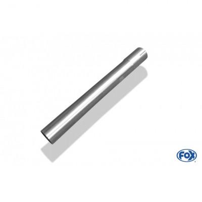 Tube de connexion pour silencieux avant inox pour AUDI A4 TYPE B5