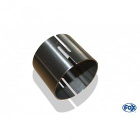 Adaptateurs inox / Ø50/48mm