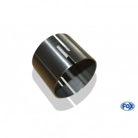 Adaptateurs inox / Ø64/62mm