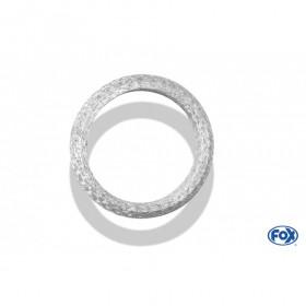 Joint tressé métallique / Ø50/66mm