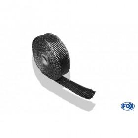 Ruban de protection thermique en titane / Ø30mm