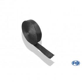 Ruban de protection thermique en titane / Ø50mm